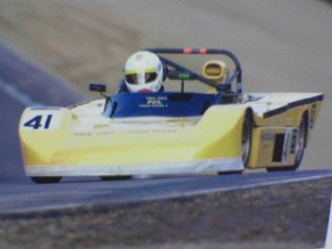 The March 81S - one of only 5 built - Thanks Colin Feyarabend !