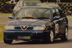 My 16v Alfa 33 - brilliantly built by Chris Snowdon (CSR)